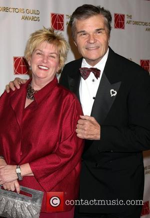 Fred Willard and wife The 13th Annual Art Directors Guild Awards held at the Beverly Hilton Hotel - Arrivals Beverly...