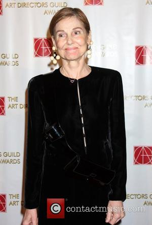 Paula Prentiss The 13th Annual Art Directors Guild Awards held at the Beverly Hilton Hotel - Arrivals Beverly Hills, California...