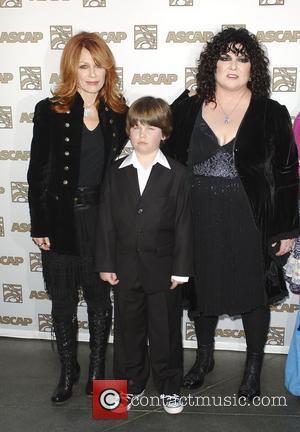 Nancy Wilson, Guest, Ann Wilson ASCAP Pop Awards at the Kodak Grand Ballroom - Arrivals Los Angeles, California - 22.04.09