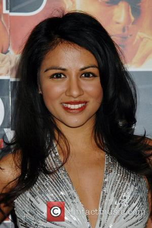 Karen David The Asian Woman Magazine Awards for Excellence 2008 at Whitehall Palace Banqueting Hall London, England - 22.11.08