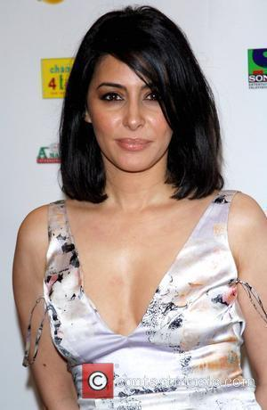 Laila Rouass British Asian Sports Awards held at the Grosvenor House Hotel, Park Lane - arrivals  London, England -...