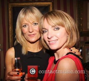 Gaby Roslin and Charlotte Avery Atelier-Mayer.com Aftershow party at a private residence London, England - 15.01.09