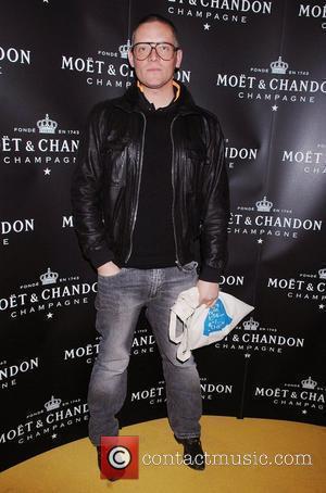 Giles Deacon Atelier Moet boutique launch at New Bond Street London, England - 03.12.08