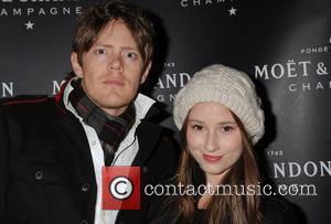 Kris Marshall and Kelly Eastwood
