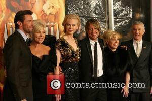 Hugh Jackman, Deborra-lee Furness, Keith Urban and Nicole Kidman