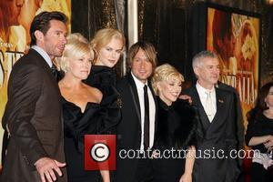 Hugh Jackman, Keith Urban and Nicole Kidman