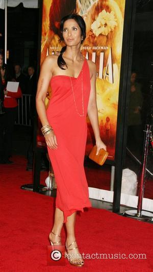 Padma Lakshmi New York premiere of 'Australia' at the Ziegfeld Theatre - Arrivals New York City, USA - 24.11.08
