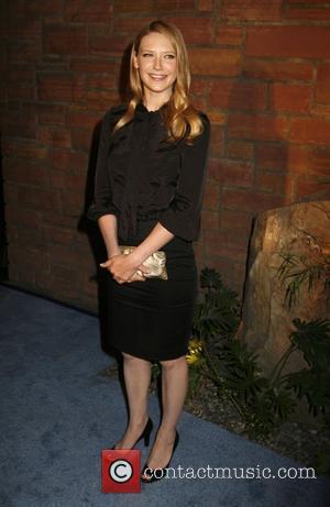 Anna Torv Australians In Film's 2009 Breakthrough Awards held at The Roosevelt Hotel - Arrivals Hollywood, California - 08.05.09