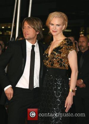 Keith Urban and Nicole Kidman