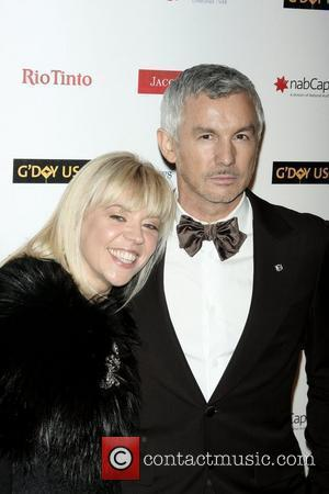 Baz Luhrmann and His Wife Catherine Martin