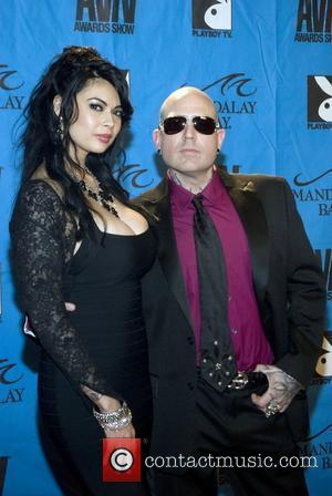 Tera Patrick and Evan Seinfeld The 26th Annual AVN Adult Movie Awards - Arrivals Las Vegas, Nevada - 10.01.09