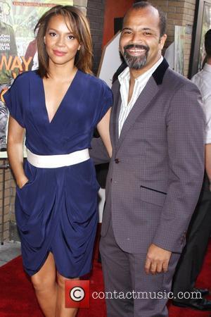 Carmen Ejogo, Jeffrey Wright New York premiere of 'Away We Go' at Sunshine theatre New York City, USA - 01.06.09