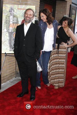 Sam Mendes, Allison Lanney and Melanie Lynskey