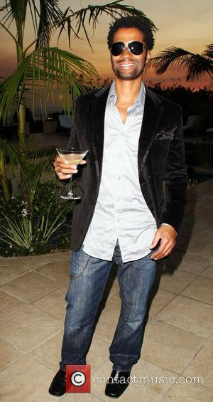 Eric Benet Babakul host a party at a private residence Malibu, California - 15.11.08