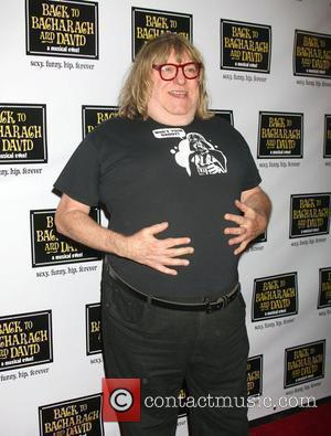 Bruce Vilanch  'Back to Bacharach and David' opening at the Henry Fonda Theater - Arrivals Hollywood, California - 19.04.09