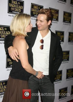 Jennie Garth and Peter Facinelli  'Back to Bacharach and David' opening at the Henry Fonda Theater - Arrivals Hollywood,...