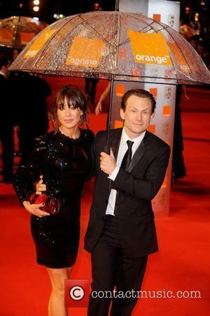Tamara Mellon and Christian Slater The Orange British Academy Film Awards (BAFTA) 2009 - Outside Arrivals London, England - 08.02.09