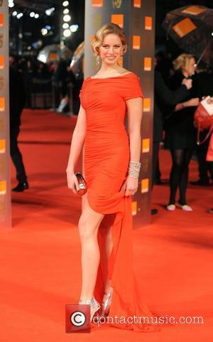 Karolina Kurkova The Orange British Academy Film Awards 2009 - Outside Arrivals London, England - 08.02.09