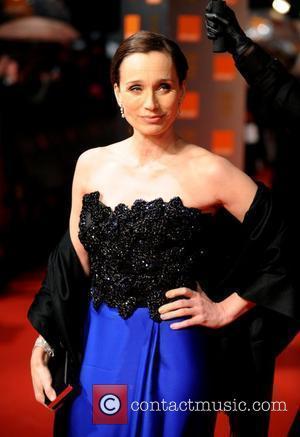 Kristin Scott Thomas The Orange British Academy Film Awards 2009 - Outside Arrivals London, England - 08.02.09