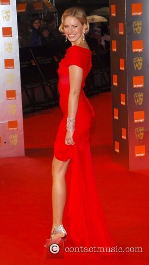Karolina Kurkova The Orange British Academy Film Awards (BAFTA) 2009 - Outside Arrivals London, England - 08.02.09