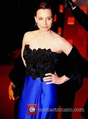 Kristin Scott Thomas The Orange British Academy Film Awards (BAFTA) 2009 - Outside Arrivals London, England - 08.02.09