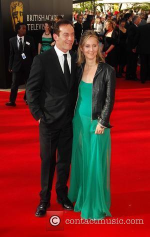 Jason Issacs,  British Academy Television Awards held at the Royal Festival Hall - Arrivals. London, England - 26.04.09 Mandaroy