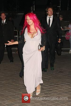 Jane Goldman and husband Jonathan Ross British Academy Television Awards held at the Royal Festival Hall - Departures London, England...
