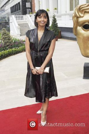 Sunetra Sarker British Academy Television Awards 2009 (BAFTA) nomination party held at the Mandarin Oriental Hotel London, England - 15.04.09