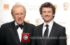 Sir David Frost and Michael Sheen The Orange British Academy Film Awards (BAFTA) 2009 - Press Room London, England -...