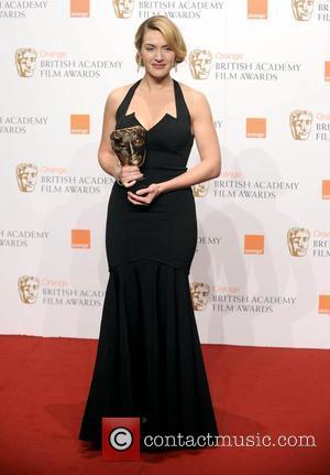 Kate Winslet The Orange British Academy Film Awards (BAFTA) 2009 - Press Room London, England - 08.02.09