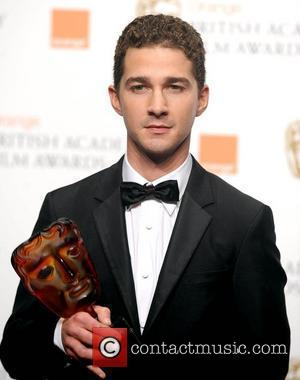 Shia Le Beouf  The Orange British Academy Film Awards (BAFTA) 2009 - Press Room London, England - 08.02.09