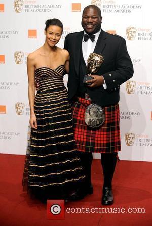Thandie Newton and Steve Mcqueen