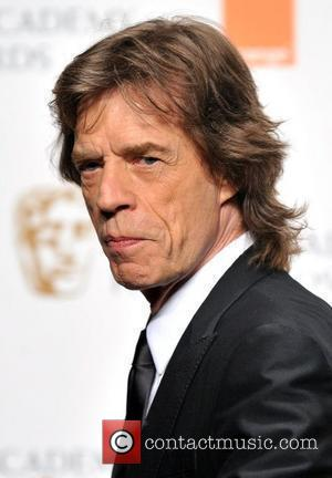 Sir Mick Jagger The Orange British Academy Film Awards (BAFTA) 2009 - Press Room London, England - 08.02.09