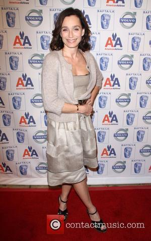 Kristin Scott Thomas The BAFTA/LA Awards Season Tea Party held at the Beverly Hills Hotel - Arrivals Beverly Hills, California...