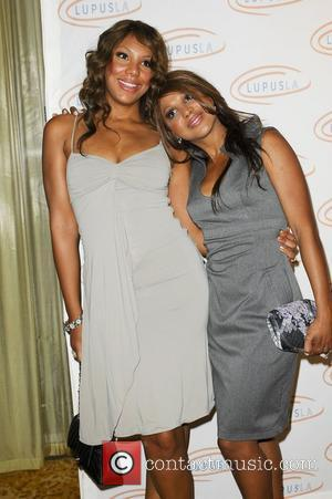 Toni Braxton and Towanda Braxton