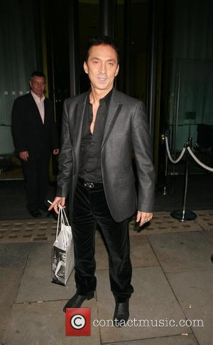 Bruno Tonioli Party to launch the English National Ballet Christmas season ahead of the performance of 'The Sleeping Beauty', at...