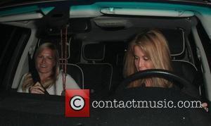 Tara Lipinski leaving Bar Delux in Hollywood Los Angeles, California - 30.04.09