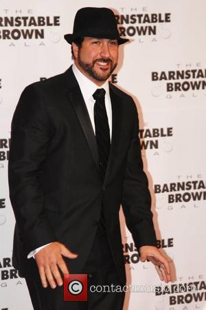 Joey Fatone Barnstable Brown Party Celebrating The 135th Kentucky Derby at Barnstable Brown House Louisville, Kentucky - 01.05.09