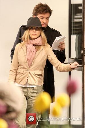 Jason Bateman and Jennifer Aniston