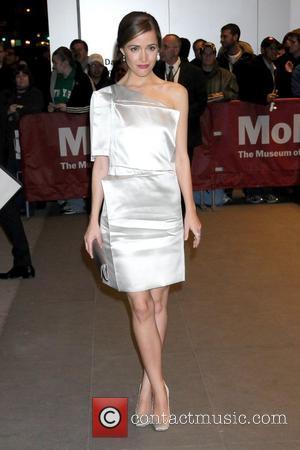 Rose Byrne MoMa Film Benefit Gala Honoring Baz Luhrmann New York City, USA - 10.11.08