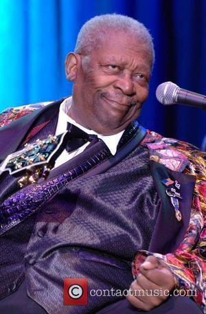 BB King performing live at Chumash Casino Resort Santa Ynez, California - 02.01.09