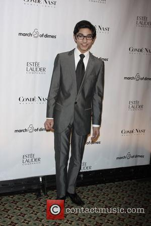 Mark Indelicato 34th Annual March of Dimes Beauty Ball at Cipriani 42nd Street New York City, USA - 12.03.09