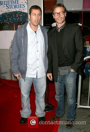 Adam Sandler and Walt Disney