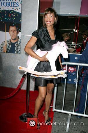 Aisha Tyler and Walt Disney