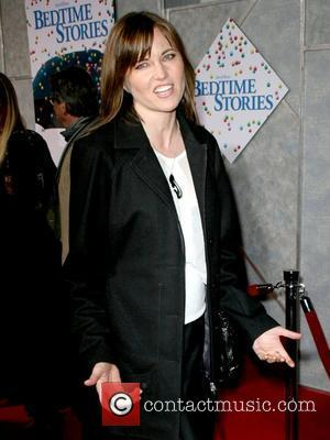 Lucy Lawless and Walt Disney