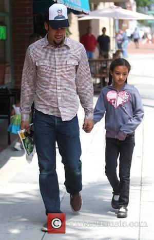 Ben Harper and Daughter Harris Harper