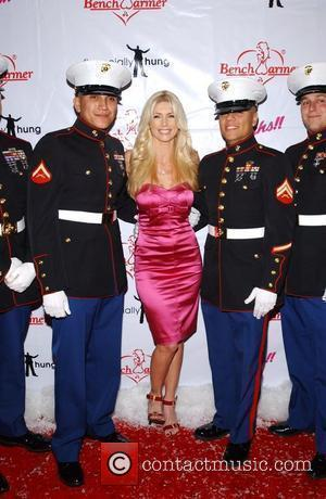 Brande Roderick Bench Warmer Trading Cards 3rd Annual Toys for Tots Drive at The Kress Hollywood, CA - 09.12.08