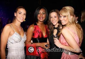 Jessica Taylor, Kelli Young, Vivi Anna and Liz McLarnon The 'End of Summer Ball' charity event in Berkeley Square -...