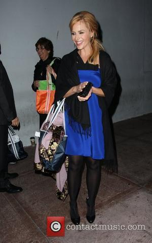 'Dexter' actress Julie Benz outside Beso restaurant in West Hollywood Los Angeles, California - 30.12.08