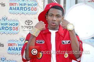 Soulja Boy BET Hip Hop Awards 2008 - arrivals Atlanta, USA - 18.10.08